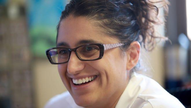 Mona Hanna-Attisha, MD, MPH program director for the pediatric residency at the Hurley Children's Hospital at Hurley Medical Center in Flint.
