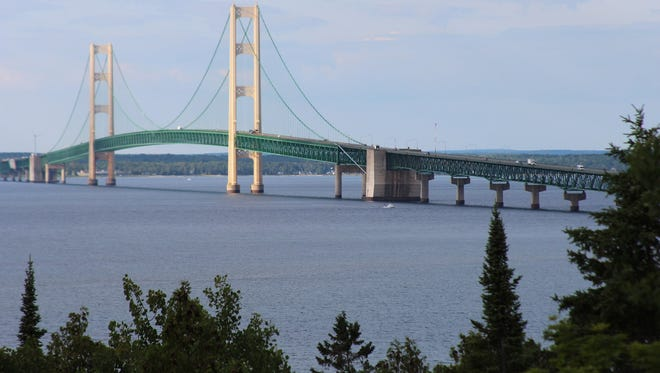 Line 5, an oil pipeline operated by Enbridge, which sits under the Straits of Mackinac, has come under intense criticism.