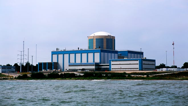 The Kewaunee nuclear power plant in Carlton closed in 2013.