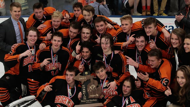 Brighton hopes to celebrate a fifth state championship in 13 seasons in 2017-18.