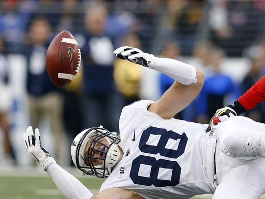 Tight end Mike Gesicki seems sure his struggles are