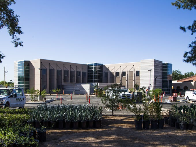 The Banner Health Behavioral Health Hospital is seen