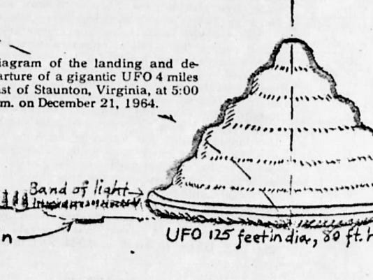 UFO sketch only