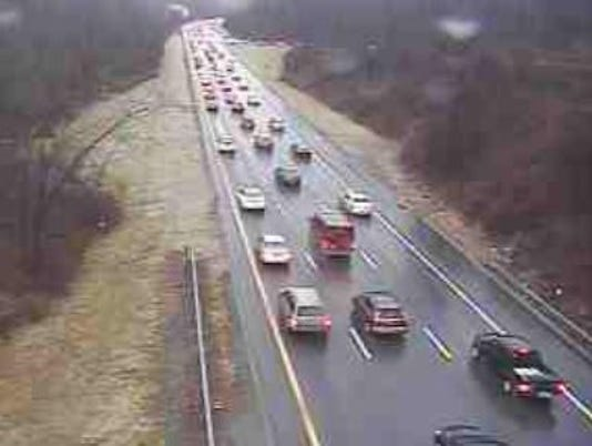 Taconic Parkway traffic camera image