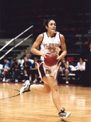 Vanessa Fuchs was a four-year letter winner at FSU and team co-captain as a senior.