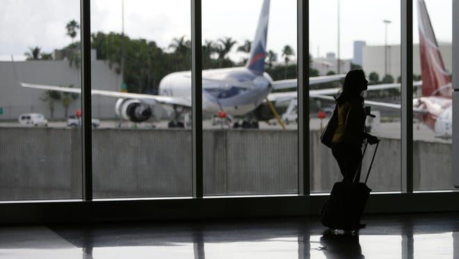 Business travel spending will increase but at a moderate pace this year, according to a new study by the Global Business Travel Association.