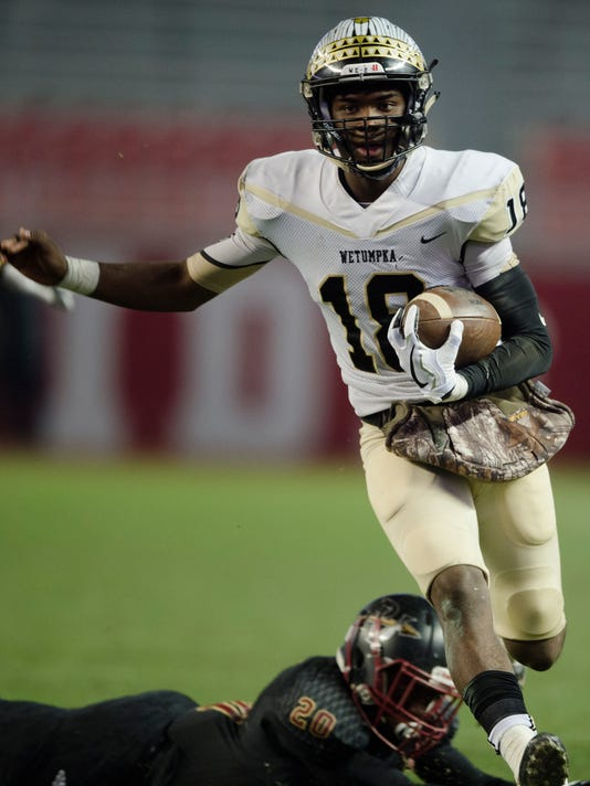 AHSAA State 6A Football Championship: Wetumpka vs. Pinson Valley