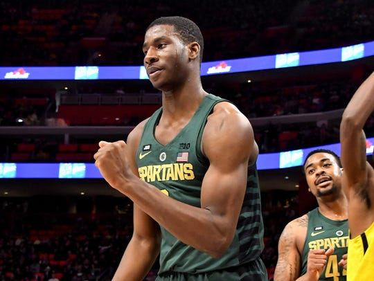 Jaren Jackson set a single-season program record at