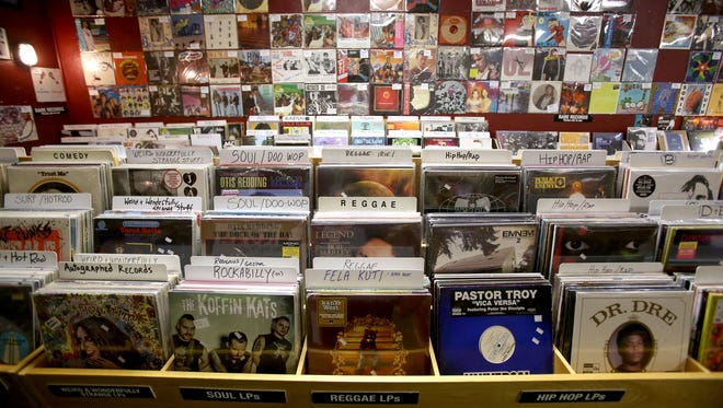 Ranch Records has hundreds of record titles to choose from.