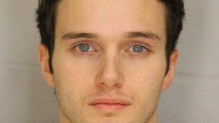 Alleged stalker of SUNY Geneseo student to plead guilty, court records say