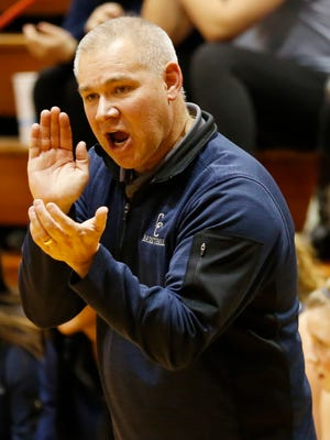 Central Catholic girls basketball coach Craig Devault has watched his team win eight of nine with the postseason approaching.