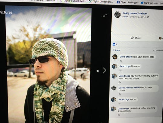 Casey James Lawhorn facebook