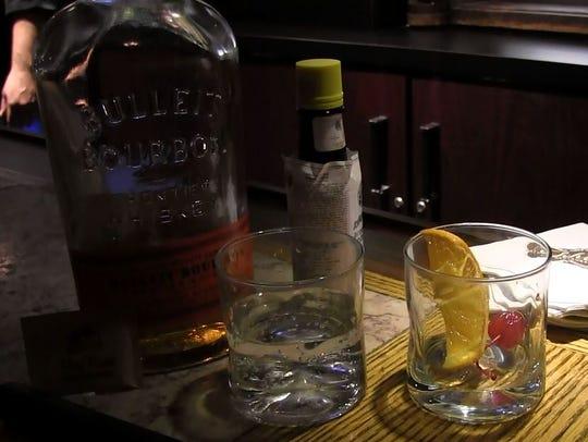 Schuler's Restaurant and Pub uses Bulleit Bourbon for