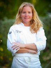 Chef Melissa Talmage of Sweet Melissa's Cafe on Sanibel will be among the chefs at the 2017 CRUSH Carnivale.