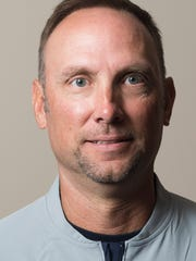 Trinity coach Barry Loyal at the Montgomery Advertiser's