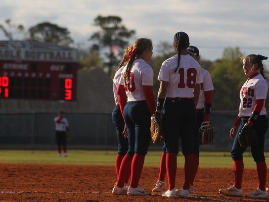 Wakulla Franklin County softball 177