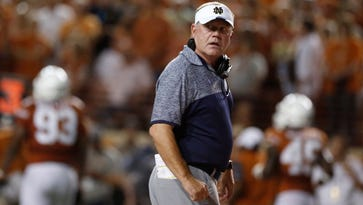 Brian Kelly wishes Notre Dame AD's vote of confidence wasn't necessary