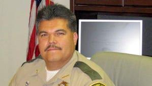 Grant County Sheriff Raul Villanueva