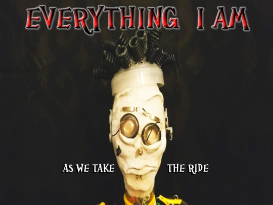 """The cover of Everything I Am's new album, """"As We Take"""