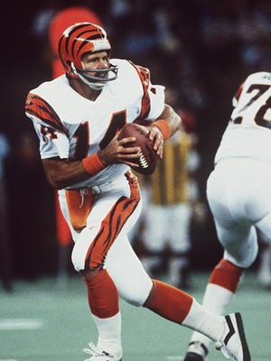 Ken Anderson took the Bengals to their first Super Bowl and won the team's first league MVP award.