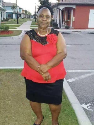 Gloria Sparrow was killed in a drive-by shooting early Saturday morning in Southward Village in Fort Myers.