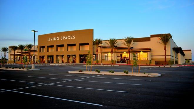 Living Spaces Furniture Opens, Furniture In Phoenix