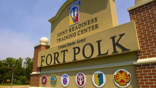 Leesville, home to Fort Polk, was listed as the least desirable military posting in a recent blog.