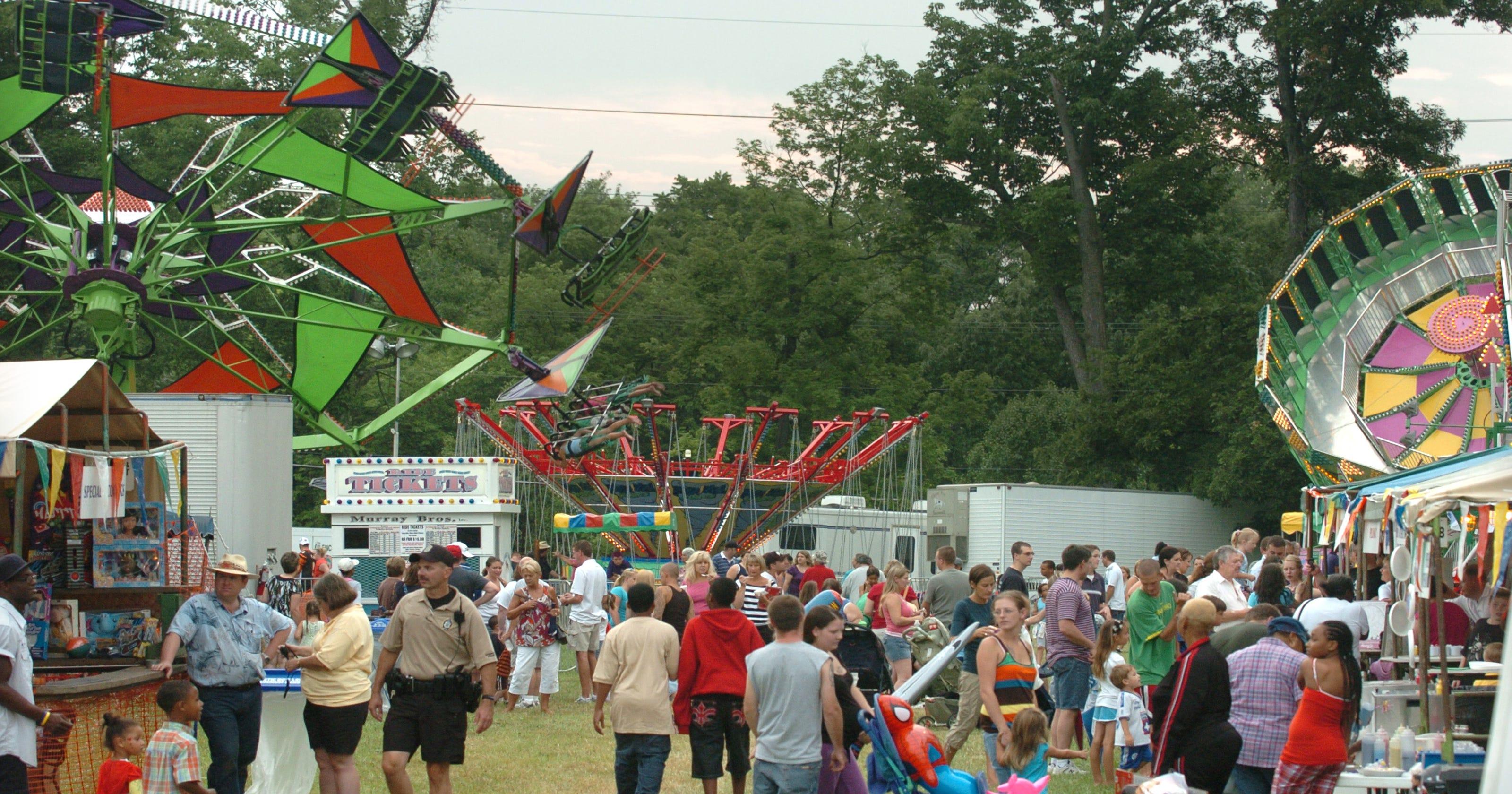 Church festivals in Cincinnati, Northern Kentucky in July