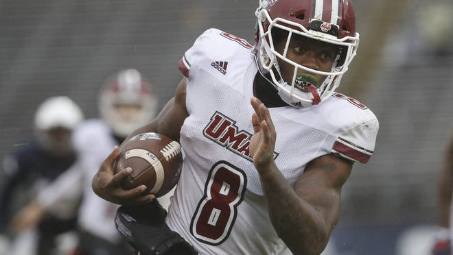 UMass is hoping to be playing football games this fall after all.