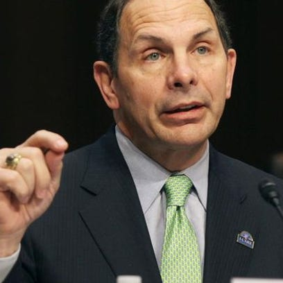 Bob McDonald promised to improve customer service at the VA in the wake of the scandal.