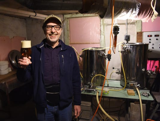 What I Love: Homebrewing