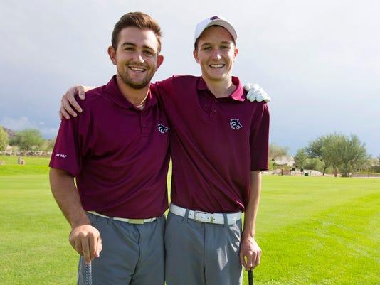Desert Mountain high school golf