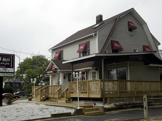 Exterior of the Inkwell CoffeeHouse in Long Branch.
