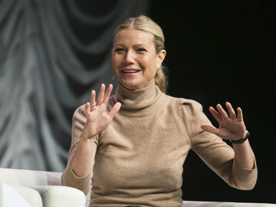 "Gwyneth Paltrow says her platform is not ""prescriptive,"""