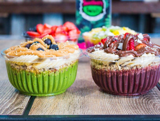 Sweetberry Bowls opened Dec. 12 at Gulf Coast Town