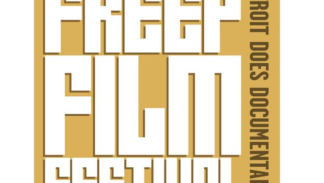 Freep Film Festival logo.