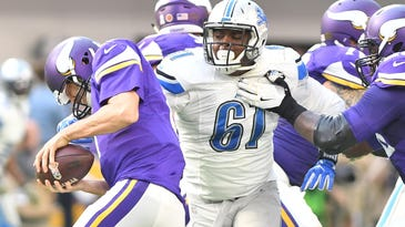 Lions place Hyder, James on IR; release 2 more