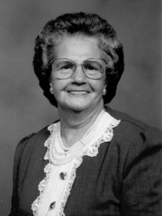 Frances V. Terrell