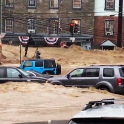 Ellicott City flooding prompts emergency rescues, state of emergency