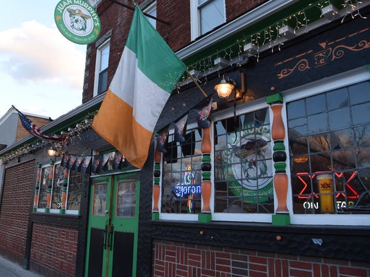 Juan Murphy's Irish Pub and Restaurant, located on Main Street in the Town of Poughkeepsie.