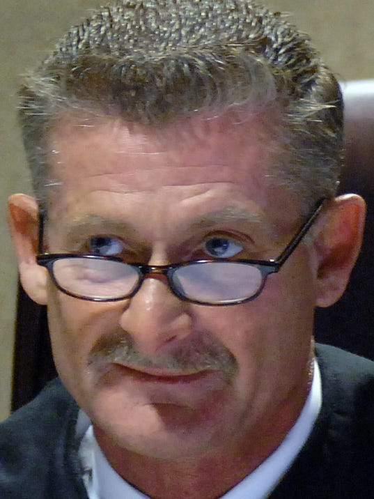 """Hinds County Youth Court Judge William """"Bill"""" Skinner"""