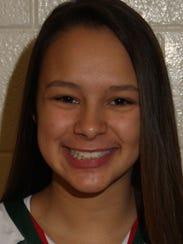 Oak Harbor's Sophia Eli averages 11.2 points and 3.2 steals.