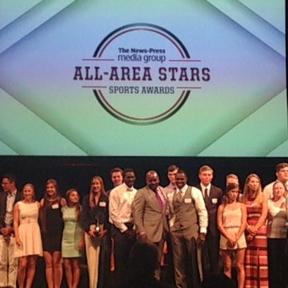 The News-Press All-Area All Stars
