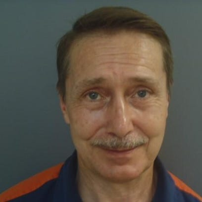 An early mugshot of Don Miller, who is up for parole in late August 2016.