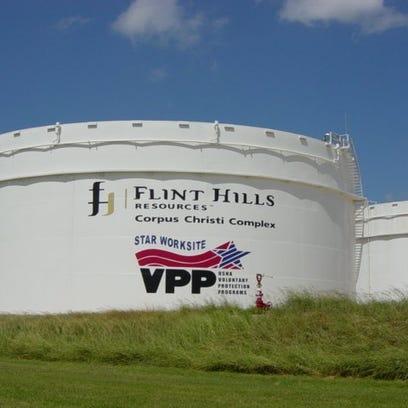 Nueces County Commissioner John Marez criticizes Flint Hills for appraisal lawsuits