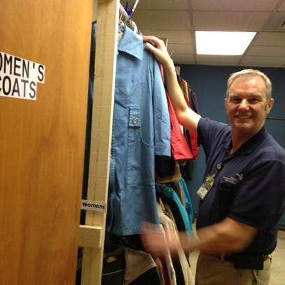 Grass roots effort launches clothing drive for needy