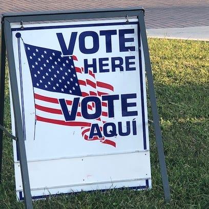2018 Texas primary runoff election results for Nueces, Aransas, San Patricio, Kleberg