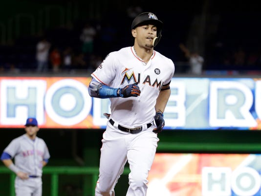 Giancarlo Stanton Needs One Last Surge To Match Roger Maris