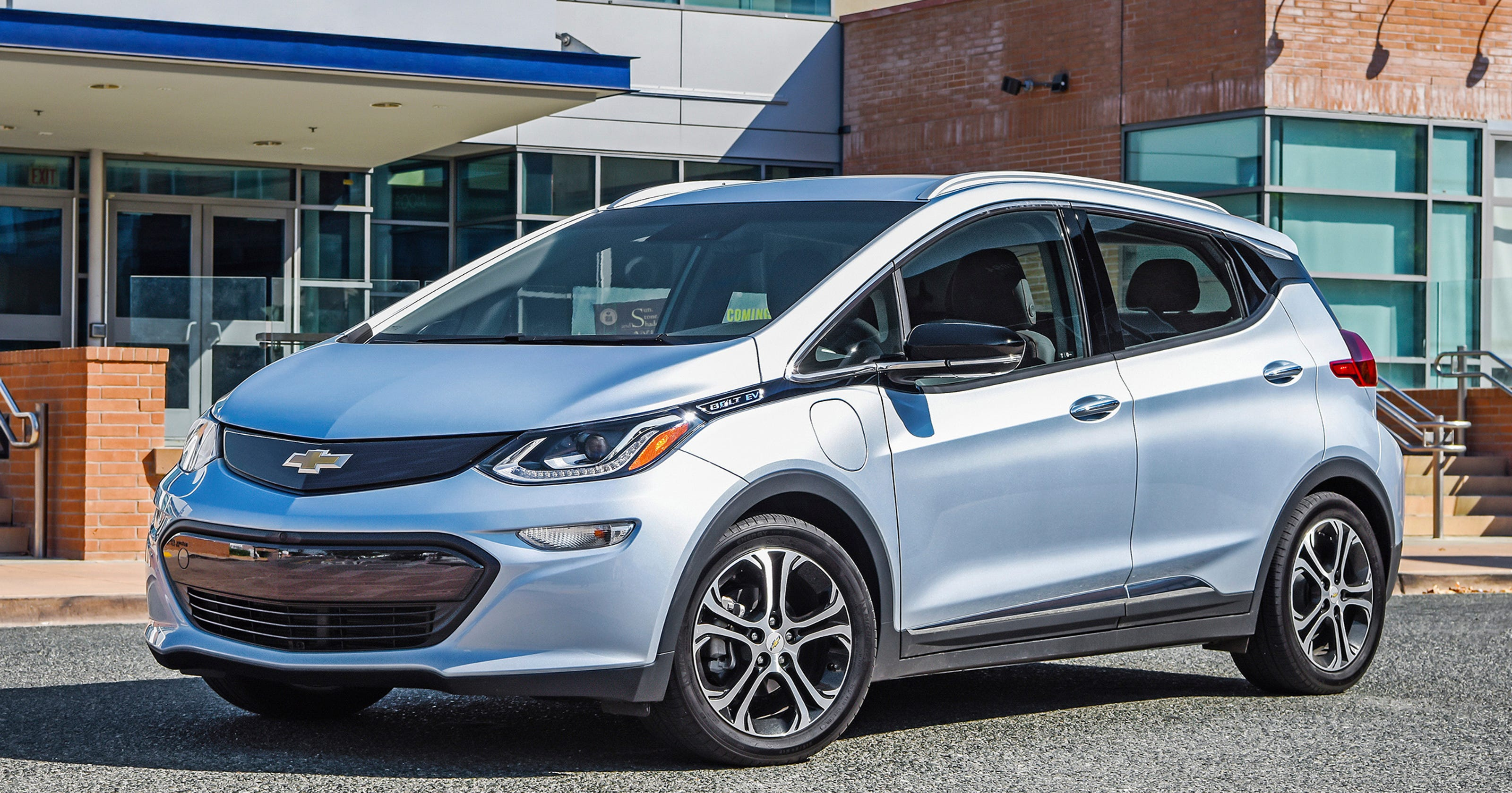 General Motors To Switch Electric Vehicles As Gas A Slow
