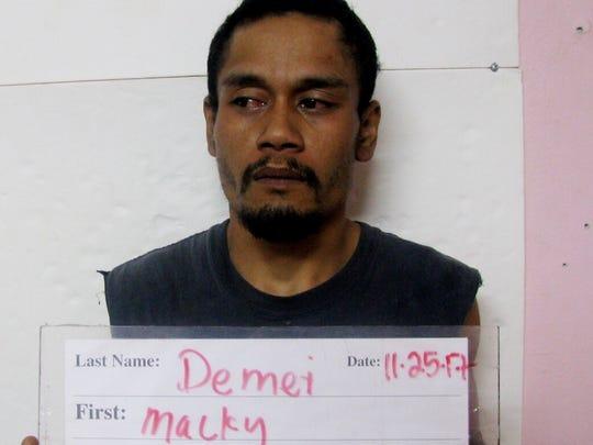 Macky Ilab Demei